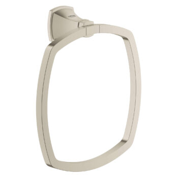 Grohe 40630EN0 – 8″ Towel Ring