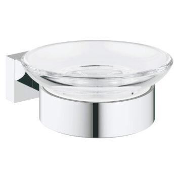 Grohe 40754001 – Soap Dish with Holder