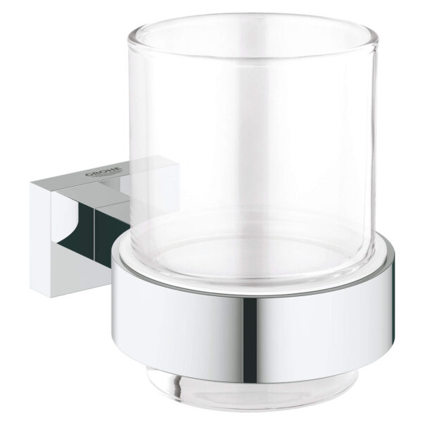 Grohe 40755001 - Glass with Holder