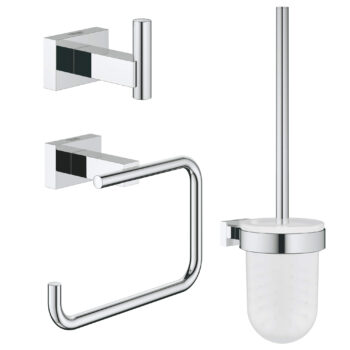 Grohe 40757001 – 3-in-1 Accessory Set