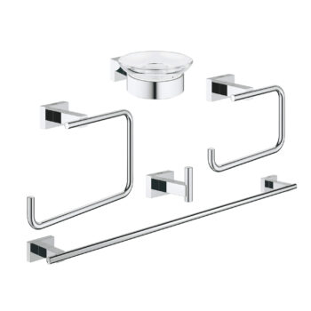 Grohe 40758001 – 5-in-1 Accessory Set