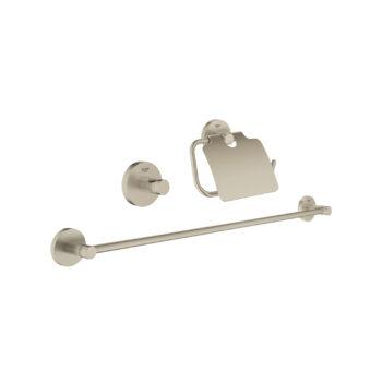 Grohe 40775EN1 – 3-in-1 Accessory Set