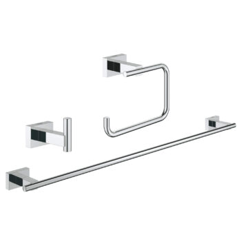 Grohe 40777001 – 5-in-1 Accessory Set