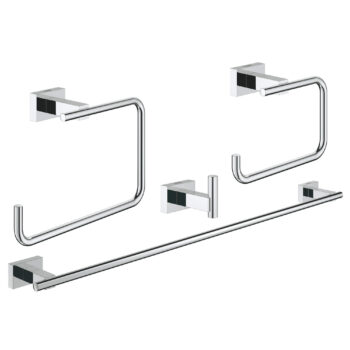 Grohe 40778001 – 5-in-1 Accessory Set