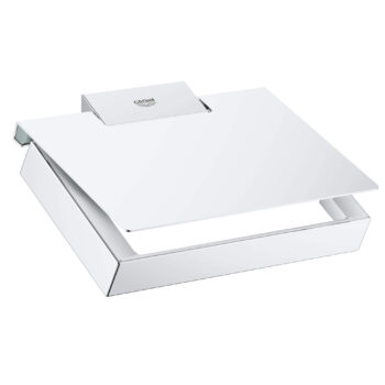 Grohe 40781000 – Paper Holder