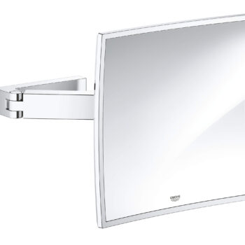 Grohe 40808000 – Shaving Mirror