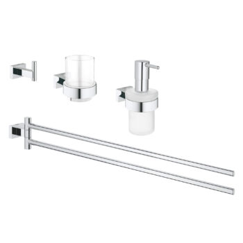 Grohe 40847001 – 4-in-1 Accessory Set