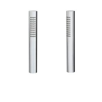 AQUABRASS 85285 – ROUND HANDSHOWER – 1 FUNCTION