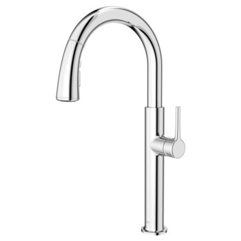 American Standard 4803300.002 – Studio S Pull-Down Kitchen Faucet