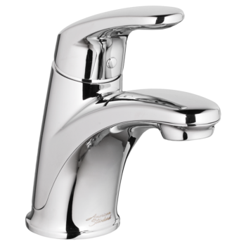 American Standard 7075100.002 – Colony PRO Single-Handle Bathroom Faucet with Metal Pop-Up Drain