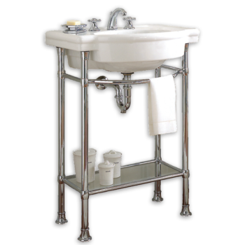 American Standard 0282008.020 – Retrospect 27″ Pedestal Sink Top