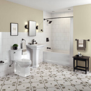American Standard 0297001.222 - Town Square S Pedestal Sink Top - Center Hole Only