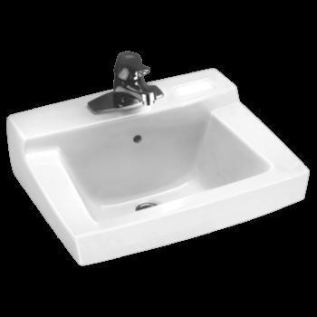 American Standard 0321075.020 – Declyn Wall Mounted Sink