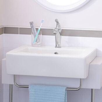 American Standard 0342001.020 – Boxe Semi-Countertop Sink