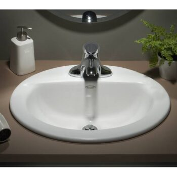 American Standard 0346403.020 – Colony Countertop Sink