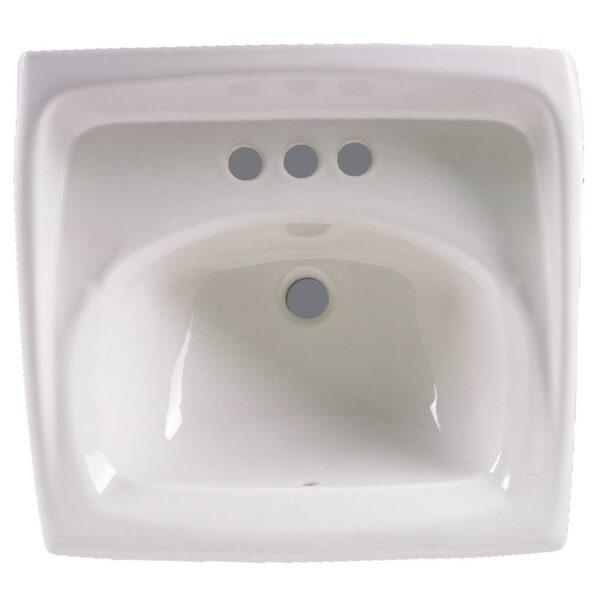 American Standard 0355012.020 - Lucerne Wall-Mount Sink