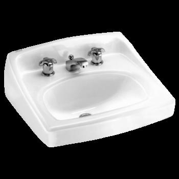 American Standard 0356015.020 – Lucerne Wall-Mount Sink