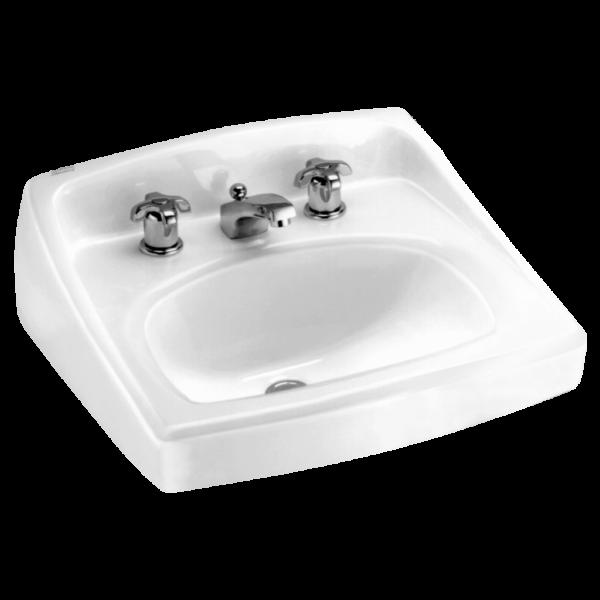 American Standard 0356015.020 - Lucerne Wall-Mount Sink