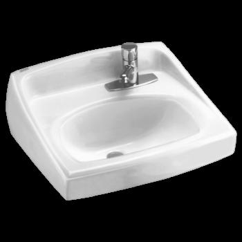 American Standard 0356439.020 – Lucerne Wall-Mount Sink