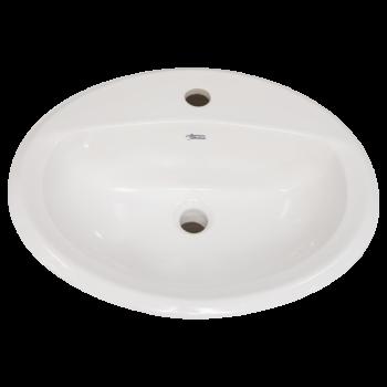 American Standard 0475047.020 – Aqualyn Countertop Sink