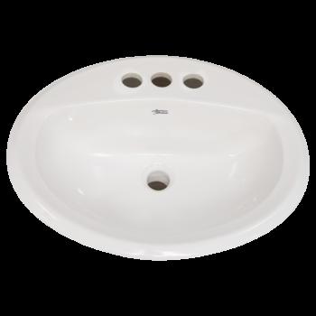 American Standard 0476028.020 – Aqualyn Countertop Sink