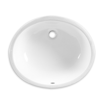 American Standard 0497221.222 – Ovalyn Undercounter Sink