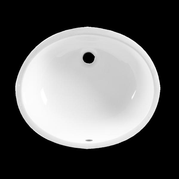 American Standard 0496300.020 - Ovalyn Undercounter Sink