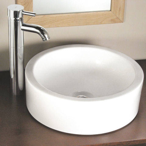 American Standard 0502000.020 - Tess Above Counter Sink