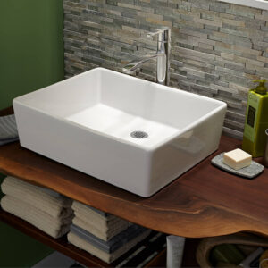 American Standard 0552000.020 - Loft Above Counter Sink less Faucet Hole