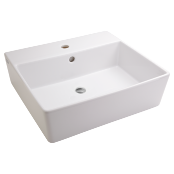 American Standard 0552001.020 – Loft Above Counter Sink with Faucet Hole