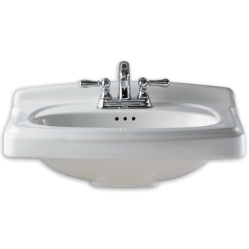 American Standard 0555108.020 – Portsmouth China Vanity Top