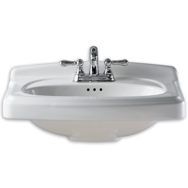 American Standard 0555108.020 - Portsmouth China Vanity Top