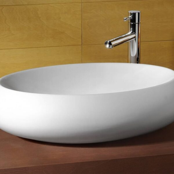 American Standard 061000A.020 - Ovale Above Counter Sink