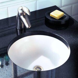 American Standard 0630000.020 - Orbit Undercounter Sink