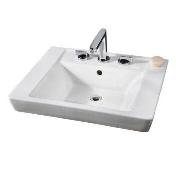 American Standard 0641001.020 – Boulevard 24 Inch Pedestal Sink