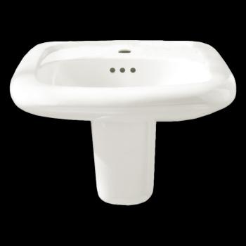 American Standard 0954004EC.020 – Murro Wall-Hung Sink