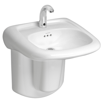 American Standard 0955001EC.020 – Murro Wall-Hung Sink