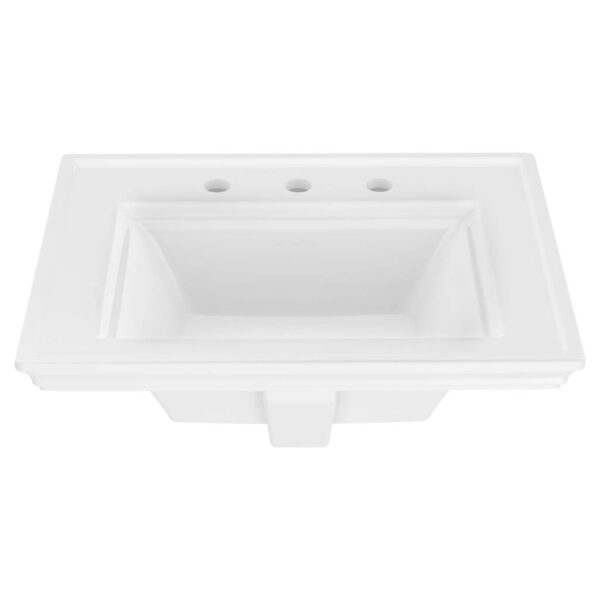 American Standard 1203008.020 - Town Square S Countertop Sink - 8-inch Centers