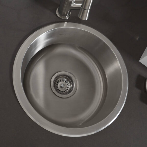American Standard 18SB.7001600S.075 - Portsmouth 16-inch Round Bar Sink
