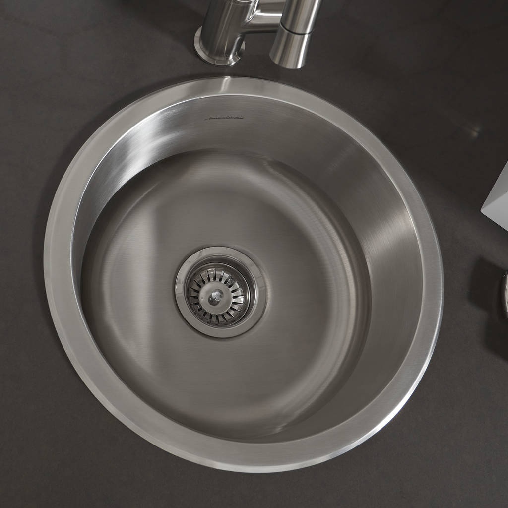american standard 18sb 7001600s 075 portsmouth 16 inch round bar sink