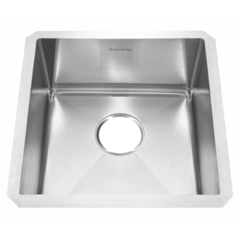 American Standard 18SB.8171700.075 – Pekoe 17×17 Stainless Steel Kitchen Sink