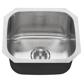American Standard 18SB.9181600S.075 – Portsmouth 18×16 Stainless Steel Kitchen Sink