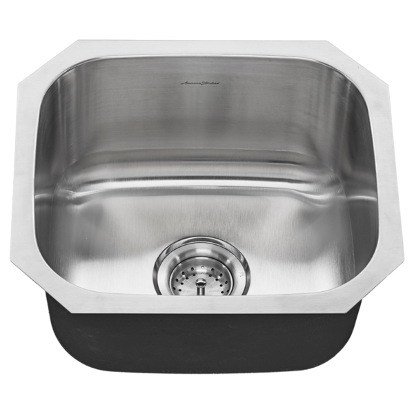 American Standard 18SB.9181600S.075 - Portsmouth 18x16 Stainless Steel Kitchen Sink