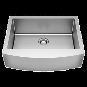 American Standard 18SB.9332200A.075 – Pekoe 33×22-inch Stainless Steel Apron Sink