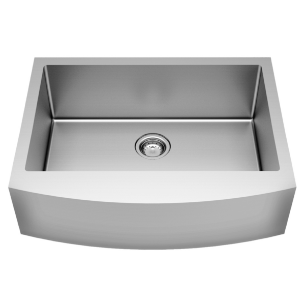 American Standard 18SB.9332200A.075 - Pekoe 33x22-inch Stainless Steel Apron Sink