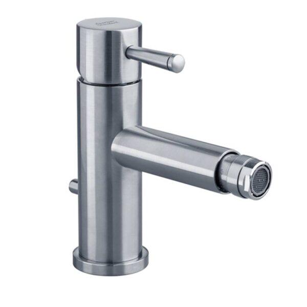 American Standard 2064011.002 - Serin 1-Handle Monoblock Bidet Faucet In Chrome