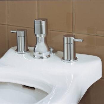 American Standard 2064011.002 – Serin 1-Handle Monoblock Bidet Faucet