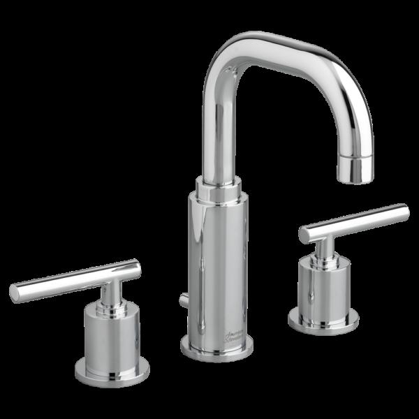 American Standard 2064831.002 - Serin 2-Handle 8 Inch Widespread High-Arc Bathroom Faucet