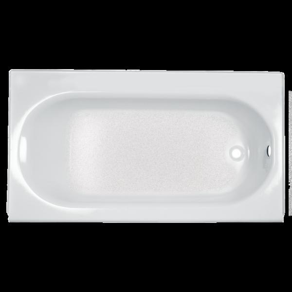 American Standard 2391202.020 - Princeton 60 Inch by 30 Inch Integral Apron Bathtub