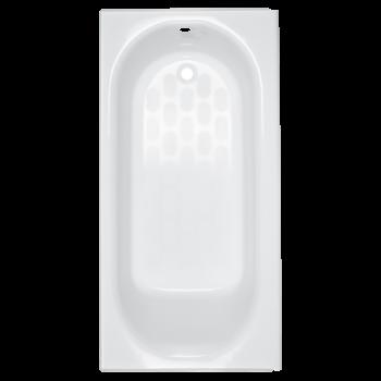 American Standard 2393202.020 – Princeton 60 Inch by 30 Inch Integral Apron Bathtub